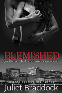 Blemished EBook cover
