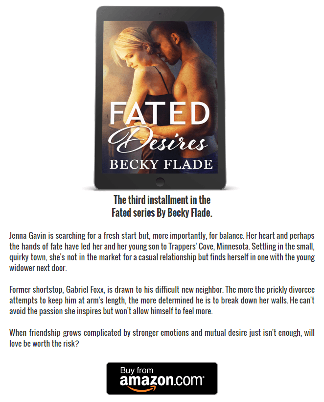 Fated Desires Book Plate