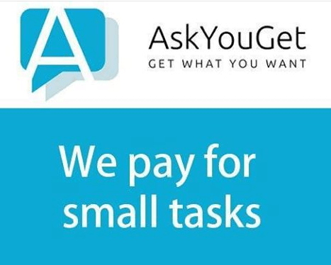 We Pay For Small Tasks - HeadTalker