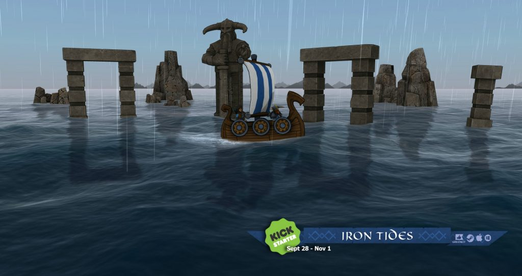 Support the Iron Tides!